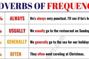 Learn 9 Important Adverbs of Frequency in English 11