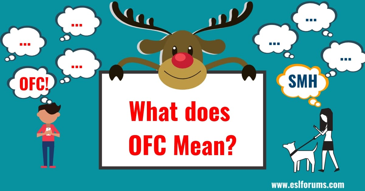 OFC: What Does OFC Mean in Texting? Useful Examples 1