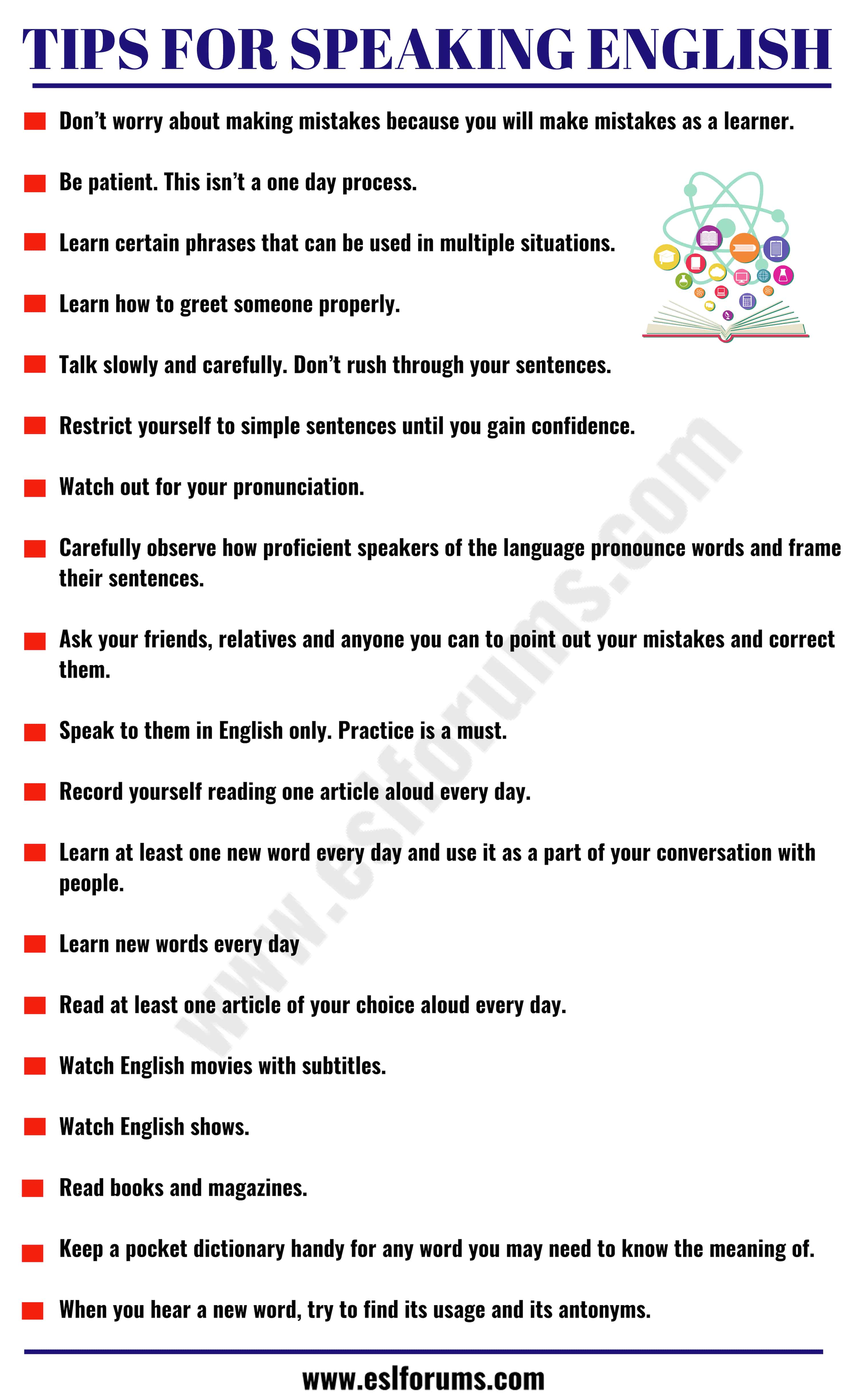 e-book HOW to SPEAK ENGLISH WELL - Know your antonyms (HOW