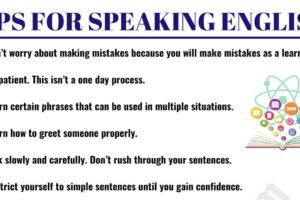 How to Speak English Fluently: 20 Helpful Tips to Improve Your Fluency! 10