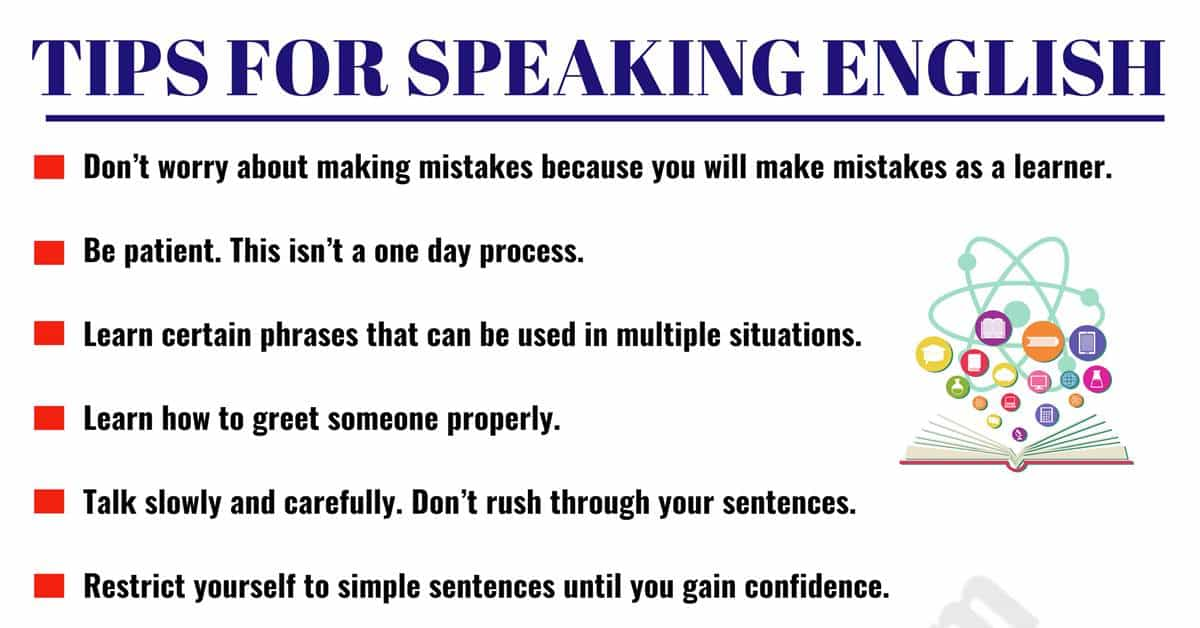 How to Speak English Fluently: 20 Helpful Tips to Improve Your Fluency! 5