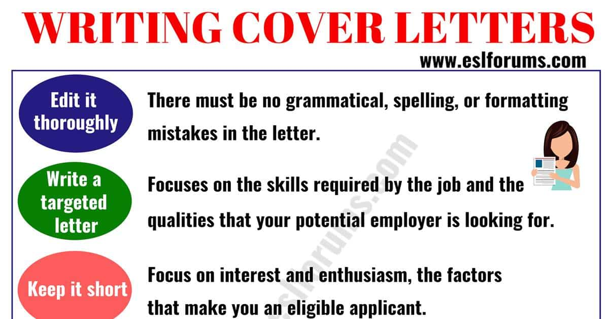 How to Write a Cover Letter Effectively! 10