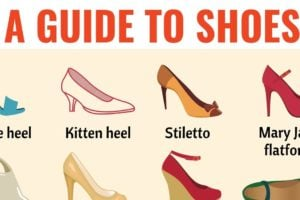 Types of Shoes: Learn Different Shoe Styles with Pictures 55
