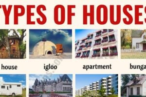 House Styles: List of 28 Different Types of Houses Around the World! 12