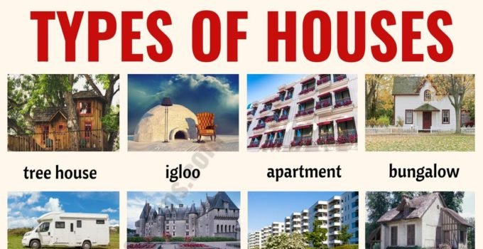 House Styles: List of 28 Different Types of Houses Around the World! 1