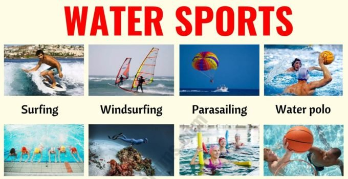 Water Sports | List of 30+ Incredibly Awesome Water Sports You Must Try! 1