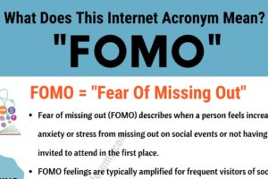 FOMO Meaning: What Does FOMO Mean & How to Use It Correctly? 13