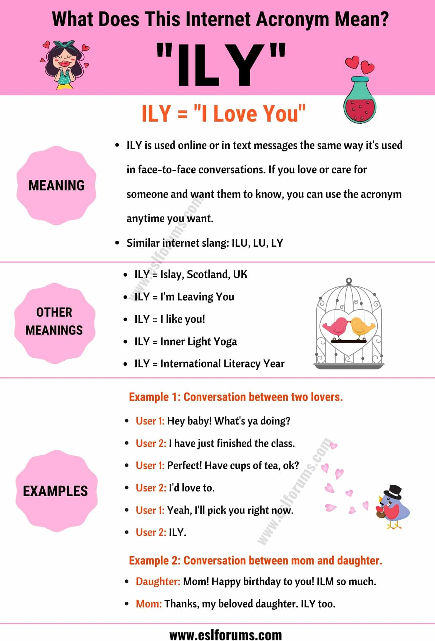 "ILY Meaning: What Does It Mean When Someone Texts ""ILY""?"