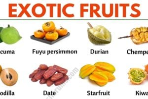 Exotic Fruits: List of 45+ Exotic Fruits From All Around the World 10